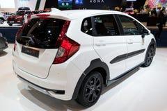 Honda Jazz samochód Obrazy Royalty Free