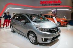 Honda Jazz samochód a Fotografia Stock
