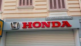 Honda logo zbiory wideo