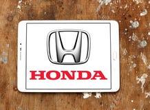 Honda logo zdjęcie royalty free