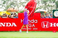 Honda LPGA Ταϊλάνδη 2014 Στοκ Φωτογραφίες