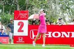 Honda LPGA Ταϊλάνδη 2014 Στοκ Εικόνες