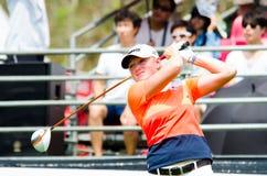 Honda LPGA Tailandia 2014 Immagine Stock Libera da Diritti