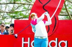 Honda LPGA Tailandia 2014 Fotografia Stock Libera da Diritti