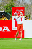 Honda LPGA Tailandia 2015 Fotografia Stock