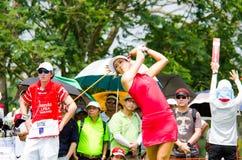 Honda LPGA Tajlandia 2014 Fotografia Royalty Free