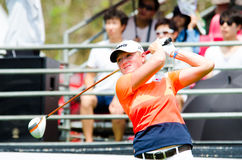 Honda LPGA Thailand 2014 Royalty Free Stock Image