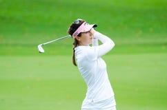 Honda LPGA Thailand 2014 royaltyfri fotografi