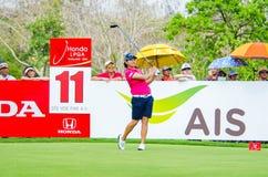 Honda LPGA Thailand 2015 Royalty-vrije Stock Afbeelding