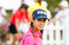 Honda LPGA Thailand 2014 Royalty Free Stock Photos