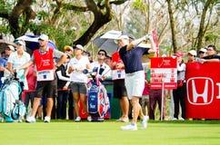 Honda LPGA Thailand 2014 Stock Photography