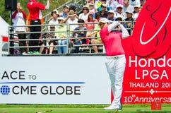 Honda LPGA Thailand 2016 Royalty Free Stock Photos