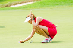 Honda LPGA Thailand 2014 Royalty Free Stock Images