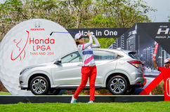 Honda LPGA Thailand 2015 Stock Photo