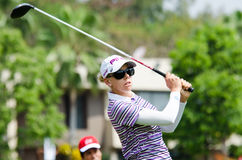 Honda LPGA Thailand 2014 Royalty Free Stock Photography