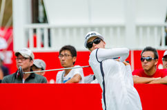 Honda LPGA Thailand 2015 Royalty Free Stock Image