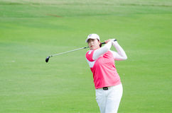 Honda LPGA Thailand 2014 Stock Photo