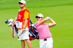 Honda LPGA Thailand 2014 Stock Photography