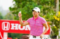 Honda LPGA Thailand 2014 Royalty Free Stock Photography