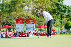 Honda LPGA Thailand 2015 Royalty Free Stock Images