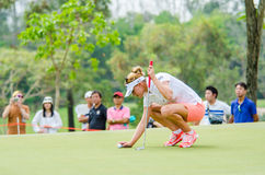 Honda LPGA Thailand 2015 Stock Images