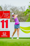 Honda LPGA Thailand 2015 Stock Photo