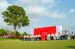 Honda LPGA Thailand 2015 Royalty Free Stock Photography