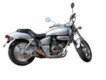 Honda Magna Motorbike Royalty Free Stock Photos