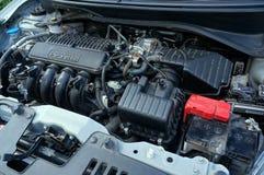 Honda Mobilio engine Stock Photography