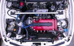 Honda motor Fotografering för Bildbyråer
