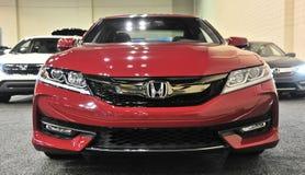 Honda Motor Cars Royalty Free Stock Images