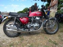 Honda motorcycle Royalty Free Stock Photography