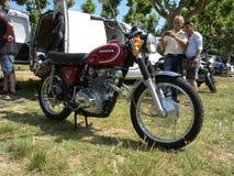 Honda motorcycle Stock Photography
