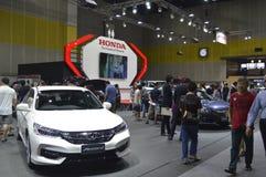 Honda  Motors shop of FAST Auto Show Thailand 2016 Stock Image