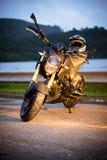 Honda MSX Immagini Stock Libere da Diritti