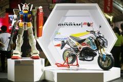 Honda MSX Gundum Royalty Free Stock Images