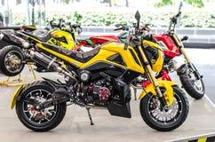 Honda MSX Motorcycle in  Royalty Free Stock Image