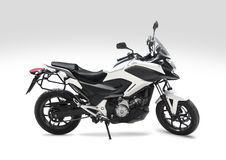 Honda NCX700 Stock Photo