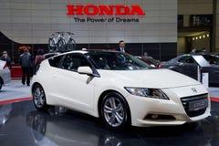 Honda neuve CR-Z, voiture de sport Photo stock
