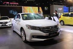 Honda ninth porozumienie 2 4EX luksusu wersja fotografia royalty free