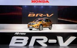 HONDA novo BR-V Imagens de Stock Royalty Free