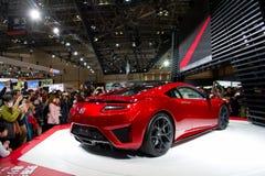 Honda NSX 2015 Foto de Stock
