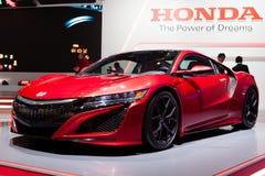 Honda NSX in Genève Royalty-vrije Stock Afbeelding