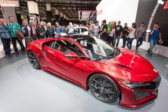 Honda NSX at the IAA 2015 Stock Photos