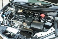 Honda Odyssey motor 2018 royaltyfria bilder