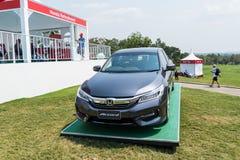 Honda ono Zgadza się w Honda LPGA Tajlandia 2016 Zdjęcia Stock