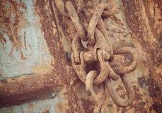 honda oxidada del hierro imagen de archivo libre de regalías