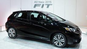 Honda passform 2014 Royaltyfri Bild