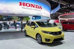 Honda passte 2016 Lizenzfreie Stockbilder