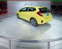 Honda-Pasvorm Royalty-vrije Stock Afbeeldingen